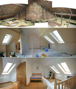 transforming your loft space